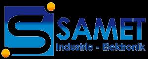 Samet Industrie-Elektronik Logo